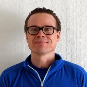 Morten Rønning, fysioterapeut